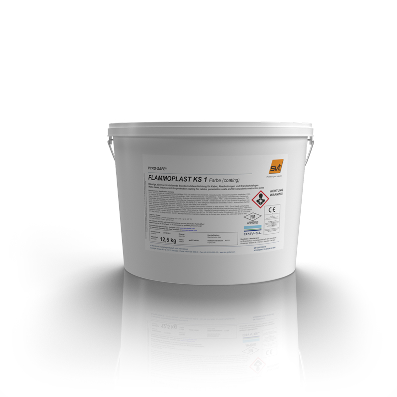 PYRO-SAFE® FLAMMOPLAST KS 1