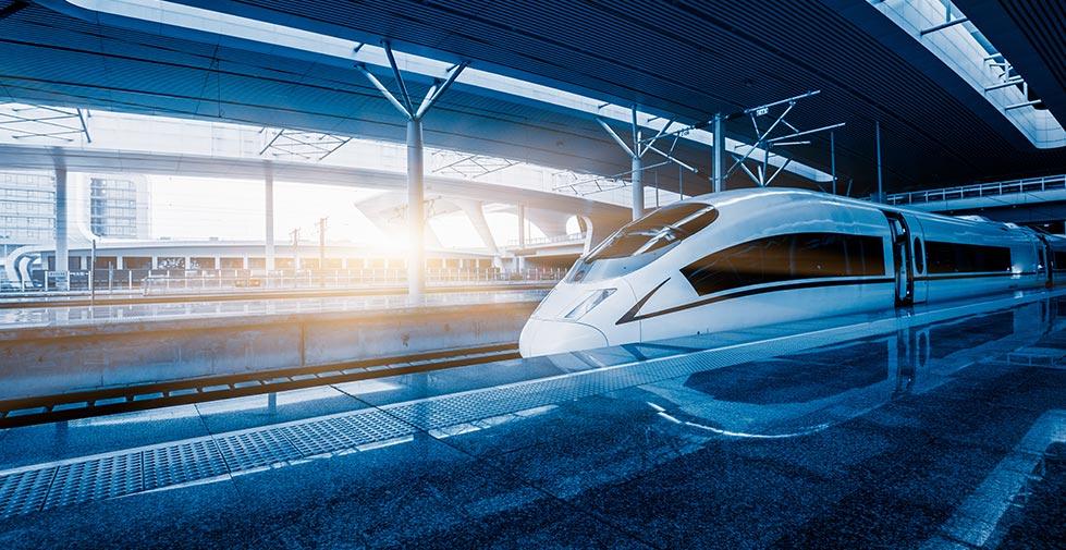 Chengdu Linie 5, CRR