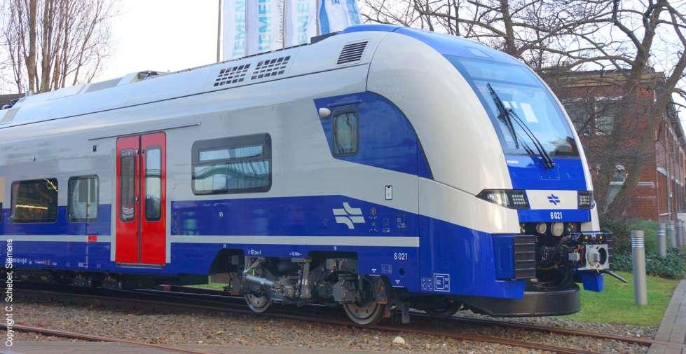Desiro Israel, Siemens