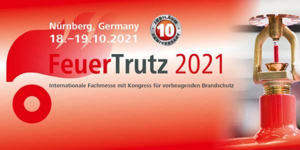Logo Feuertrutz 2021